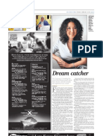 The Straits Times Life!  Interview with globetrotter, Kim Suyoung on her Dream Panorama project