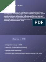 HRD-PPT