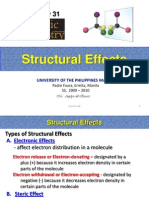 Structural Effects