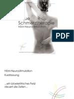NSM Stimulation - Patienteninformation