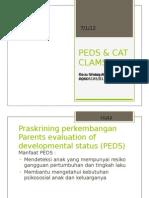 Peds & Cat Clams