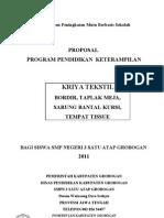 Proposal Pkk 2011
