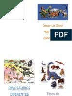 Dinosaurio Cesar
