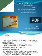 Chain of Custody PPT