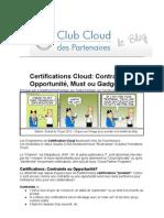 PoV - Blog Du Club Cloud Des Partenaires - Loic Simon