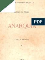 Manuel GONZALEZ PRADA Anarquia PTCM-1948