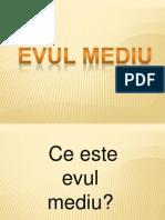 Evul Mediu