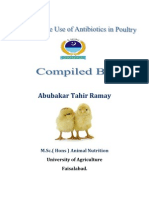 Responsible Use of Antibiotics in Poultry