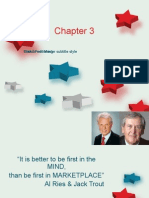 Chapter 3 Brand Positioning