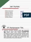 Studi kasus manajemen PR