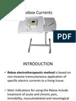 Rebox Currents