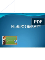 Fluidotherapy