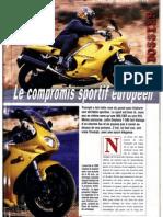 Daytona T595 Moto Technologie 15