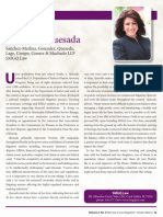 Emilia Quesada, Esq. - Women in Law Article