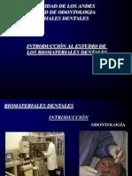 Generalidad de Materiales