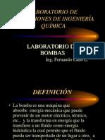 Clase 1 LOU LAB-Bombas