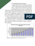 Rata implicită de impozitare aferentă taxei pe valoarea adăugată