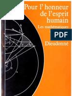 Pour l'Honneur de l'Esprit Humain-Jean Dieudonne