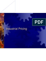 Industrial Pricing