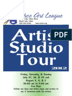 TAL Studio Tour Brochure 2012