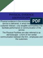 Physical Evidence &Servicecape Chpt11