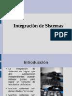 Integracion de Sistemas - Introduccion