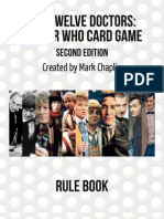 The Twelve Doctors Rulebook v2.0