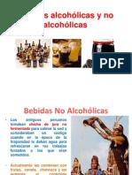 Bebidas alcohólicas y no alcohólicas