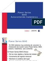 Power Series 9045-EG Spanish