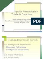 2076 1 La Investigacion Preparatoria y Tutela de Derechos