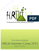 HRLab Summer Camp 2012 Kindle