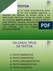 Tipos de Textos_engenharia