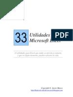 33 Utilidades Para Microsoft Excel