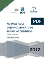 Normas de Desenvolvimento de Trabalho Cientifico