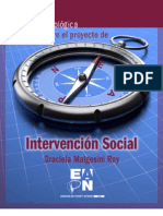Guía Metodológica sobre el Proyecto de Intervención Social