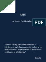 MBE Semiologia