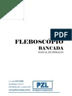 Manual Fleboscópio Bancada