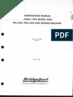 R2E4 Maintainance Manual Index
