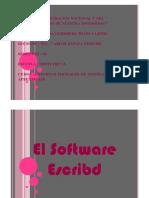 Softword Scribd Segunda Presentaciion...