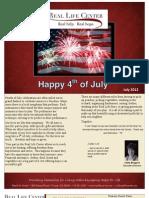 RLC July Newsletter
