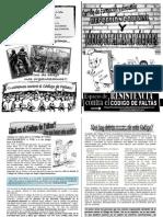 Cartilla sobre el Código de Faltas de la Pcia. de Córdoba