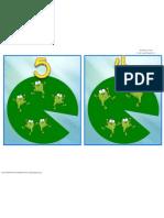 Lilypad Adding Cards