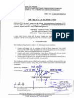 National Telecommunication Commission