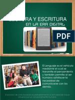 Lectura y Escritura Era Digital