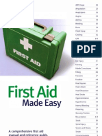 First Aid Made Easy-Mantesh
