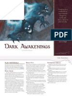 Dark Awakening Solo