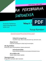 Kumpulan Peribahasa Indonesia - Edisi 1