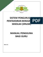 Manual Pengguna Pajsk
