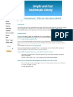 Tutorial 000 - Getting Started - SFML and CodeBlocks (MinGW)