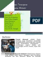 Obstetri Kkegawatdaruratan